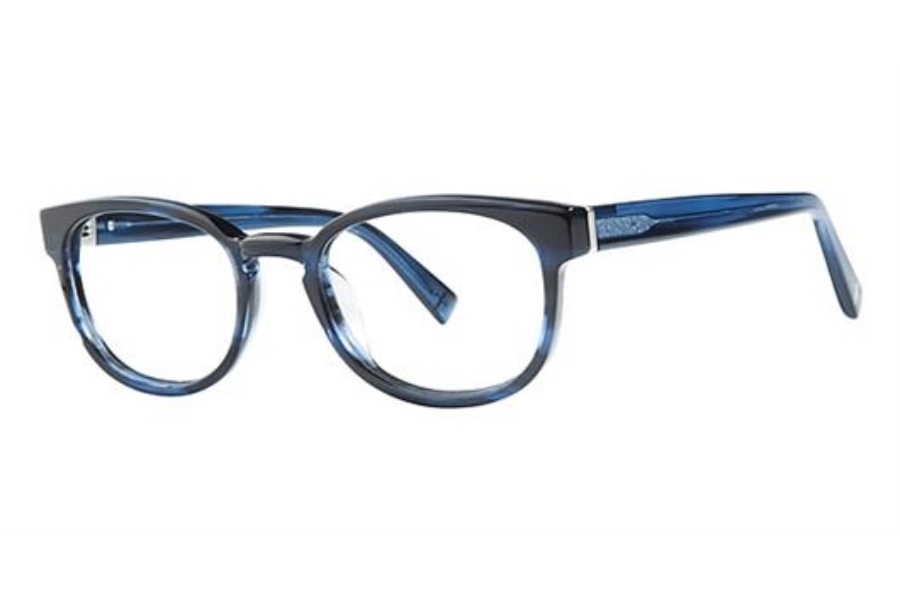 Seraphin by OGI JOHNSON Eyeglasses in 8690 Blue Demi