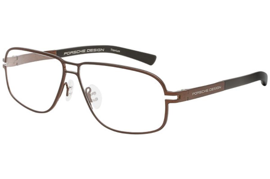 porsche design p 8193 eyeglasses free shipping