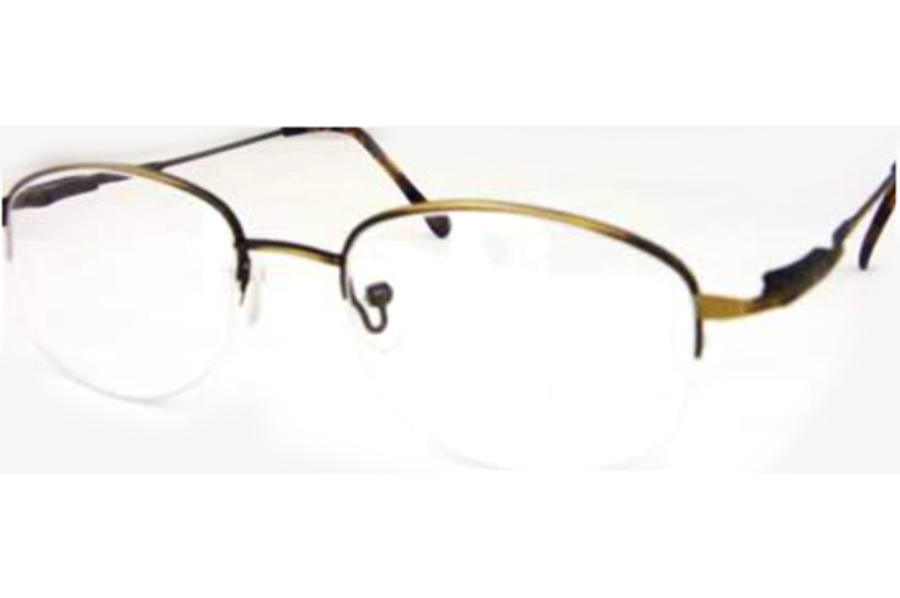 Rimless Glasses Nylon : Paris Paris Nylon Rimless 220 Eyeglasses - Go-Optic.com