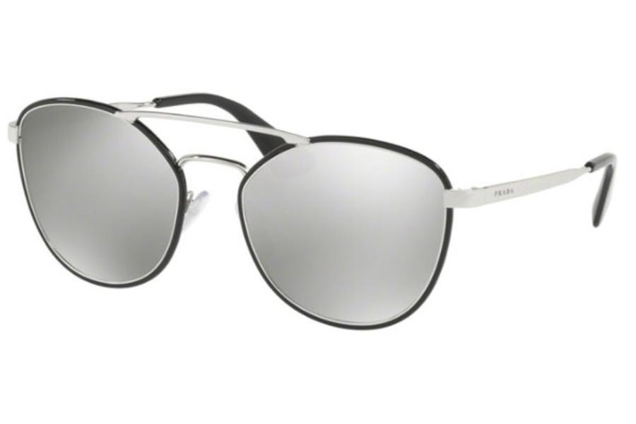 Sunglasses - 0PR 63TS 55 VIY6X1 - red, gold - Sunglasses for ladies Prada