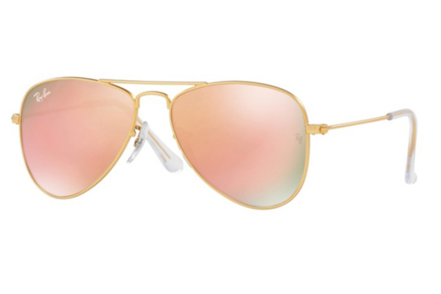 Ray Ban Junior Rj 9506s Junior Aviator Sunglasses