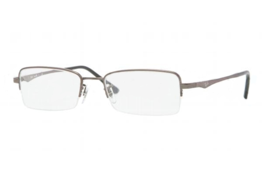 Ray-Ban RX 7518 Eyeglasses in 1000 GUNMETAL DEMO LENS