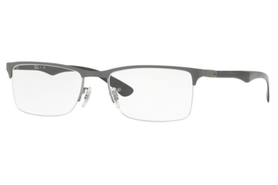 503d001d788 Ray Ban Prescription Glasses Rb 8413 Brown « Heritage Malta