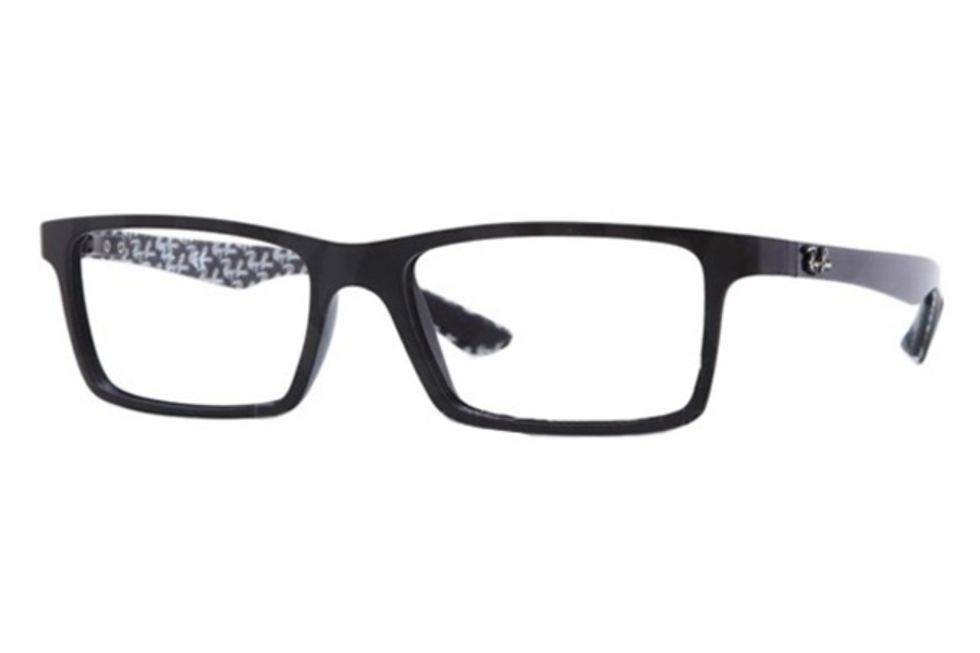 Ray-Ban RX 8901 Eyeglasses in 5263 Demi Gloss Black