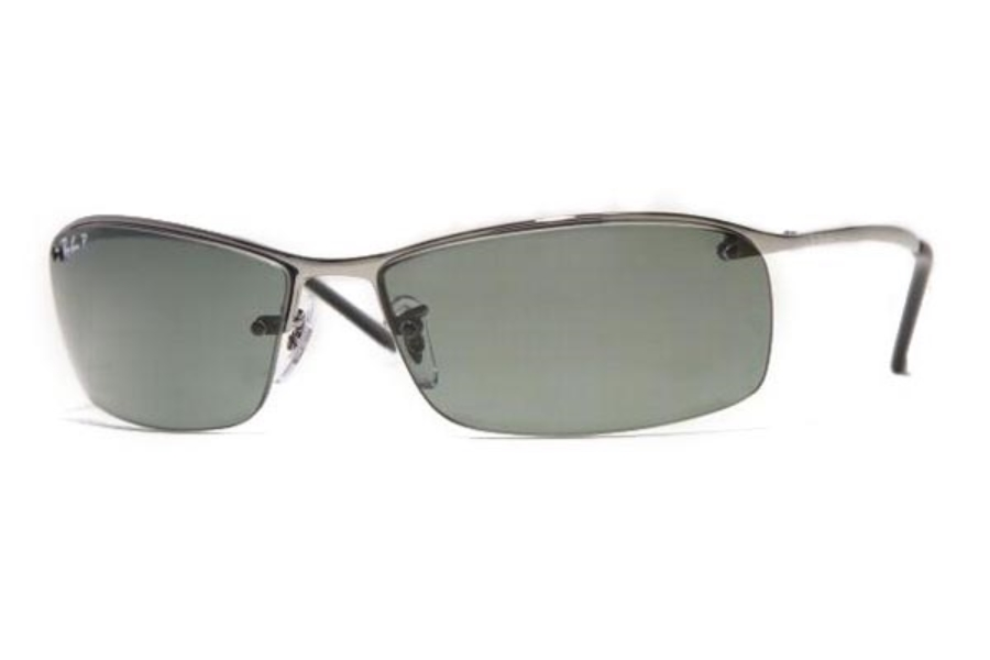 ray ban sonnenbrille top bar square rb3183