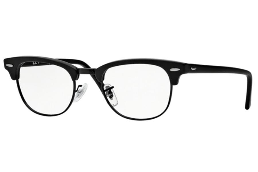 Ray Ban Clubmaster Glasses Frames : Ray-Ban RX 5154 Clubmaster Eyeglasses FREE Shipping