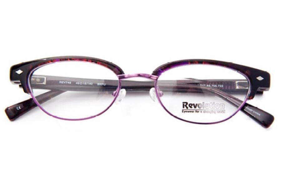 Glasses Frames Magnetic Clip : Revolution w/Magnetic Clip Ons REV749 w/Magnetic Clip-on ...