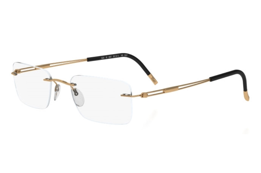 silhouette 5222 5227 chassis eyeglasses free shipping