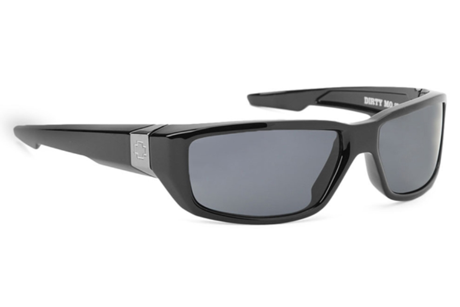 Spy DIRTY MO Sunglasses in Spy + Dale Earnhardt Jr. Black w/ Grey Lens