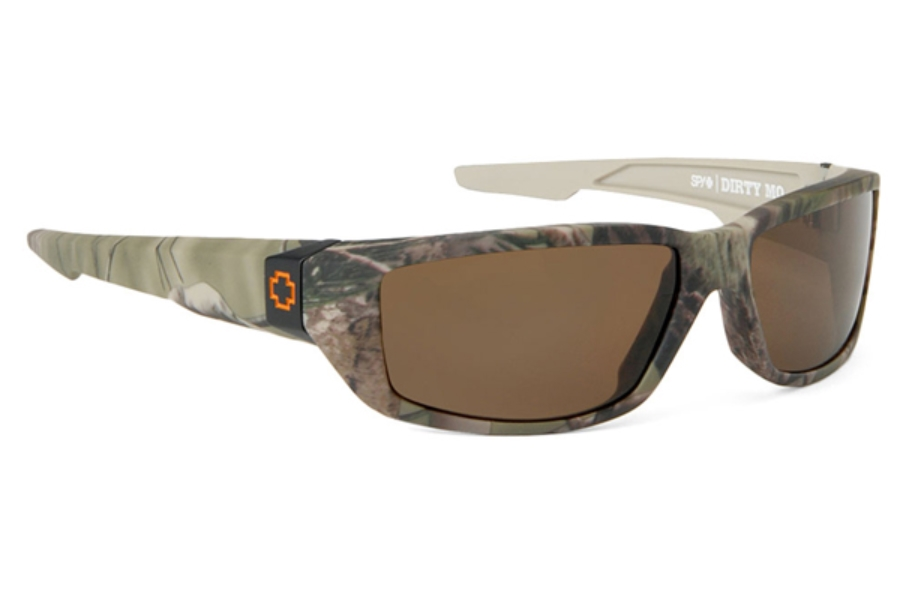 Spy DIRTY MO Sunglasses in Spy + Realtree w/ Bronze Polarized Lens