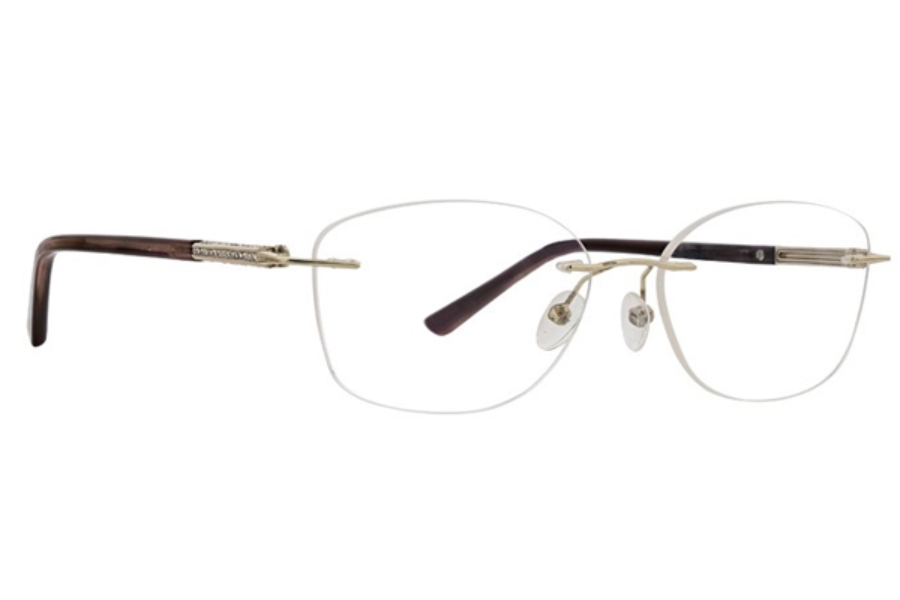 Totally Rimless TR Riviere Eyeglasses FREE Shipping