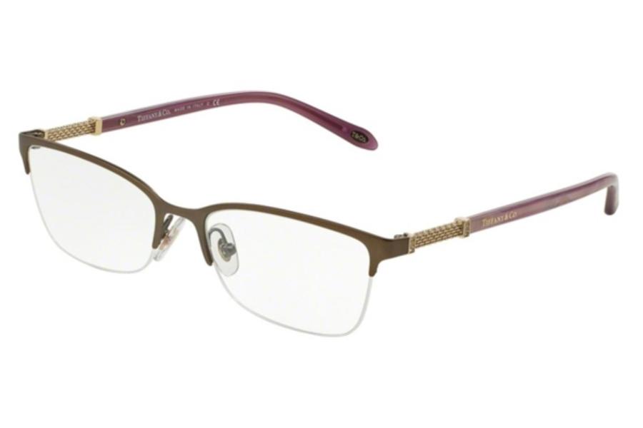 Eyeglass Frames By Tiffany : Tiffany TF1111B Eyeglasses FREE Shipping - Go-Optic.com