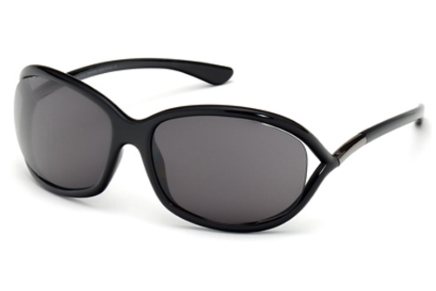 Tom Ford FT0008 Jennifer Sunglasses in 199 - Gold