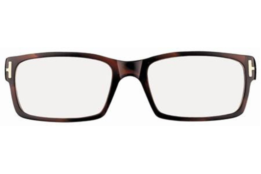 Tom Ford FT5013 Eyeglasses in (052) STR. BROWN