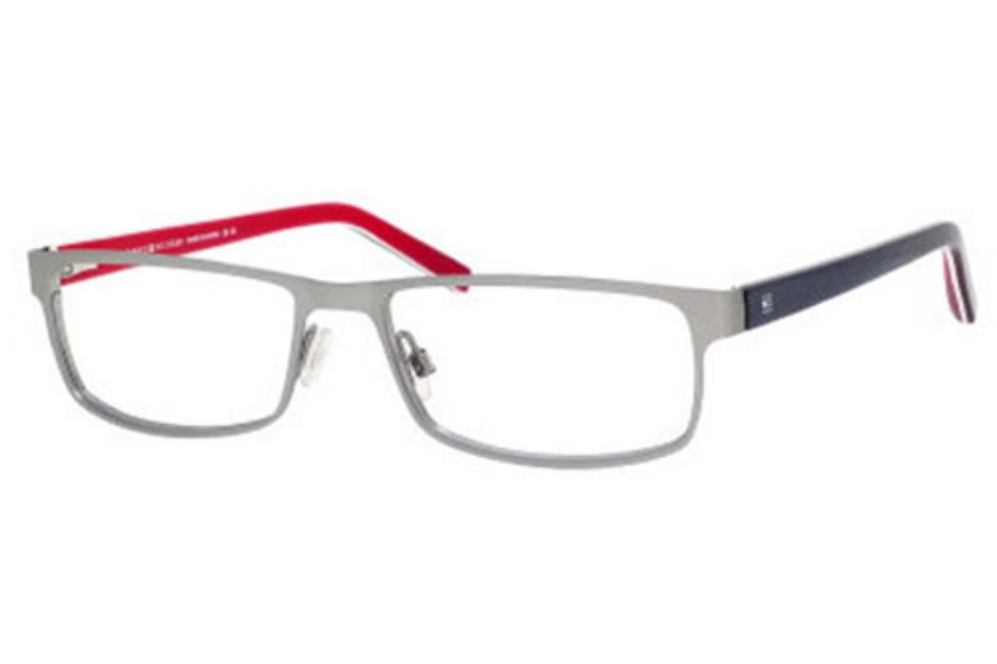 Tommy Hilfiger Glasses Frames Blue : Tommy Hilfiger TH 1127 Eyeglasses FREE Shipping