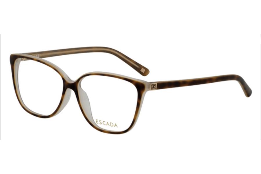 Glasses Frames Escada : Escada VES 259M Eyeglasses FREE Shipping - Go-Optic.com ...