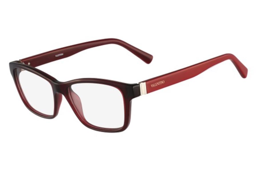 Valentino Optical Glasses 2015 : Valentino V2680 Eyeglasses FREE Shipping - Go-Optic.com ...