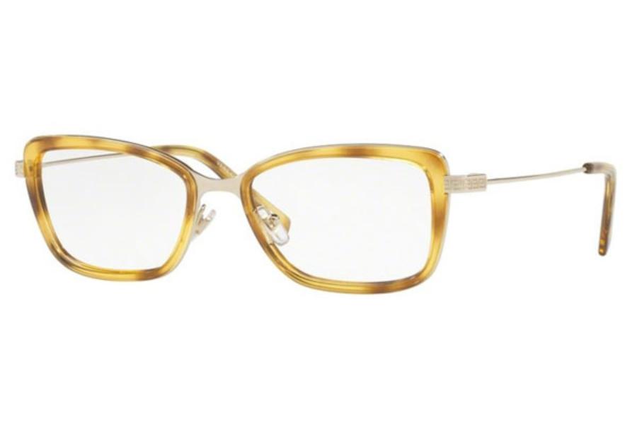 df5f97b4cac9 Versace Womens 1243 Eyeglass Frames. Versace VE 1243 Eyeglasses