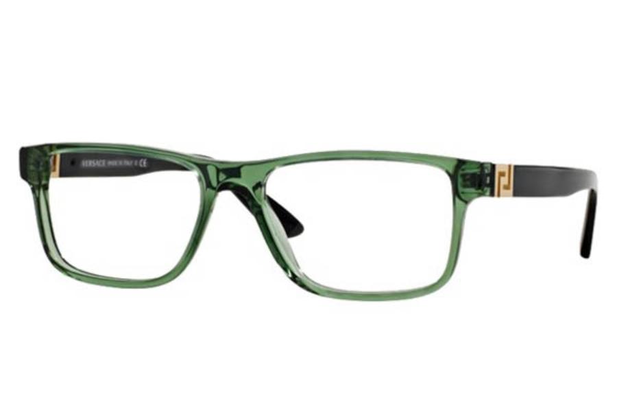 Versace VE 3211 Eyeglasses FREE Shipping - Go-Optic.com