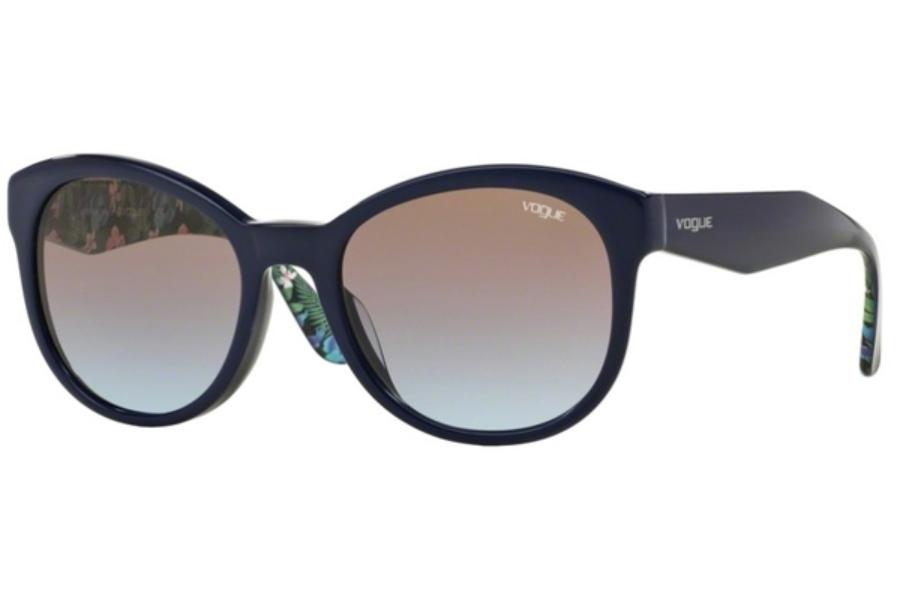 Vogue 2991S Sonnenbrille Blau 232548 56mm oJ8I2j4B