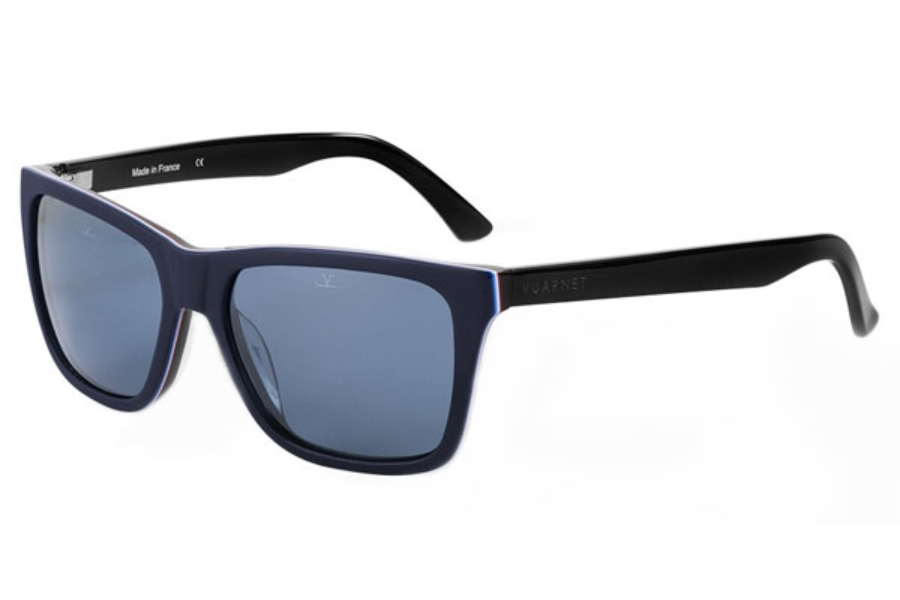 Vuarnet VL 1301 Sunglasses in VL130100010622 Blue Black
