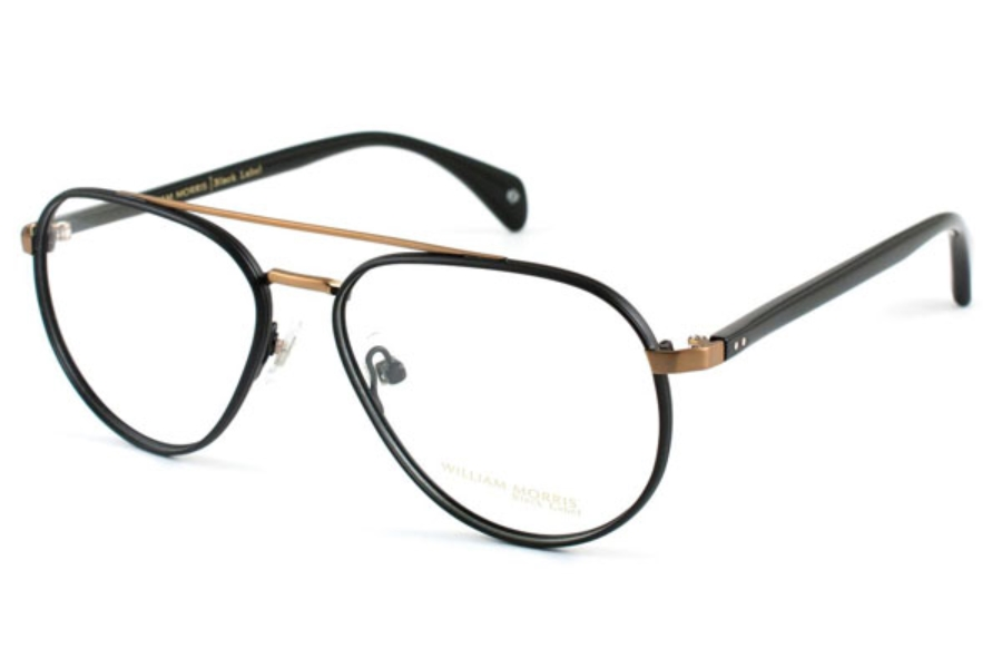 William Morris Black Label BL 046 Eyeglasses | FREE Shipping