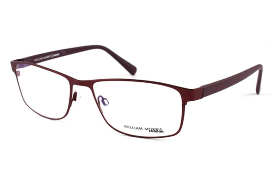william morris wm 2253 eyeglasses free shipping