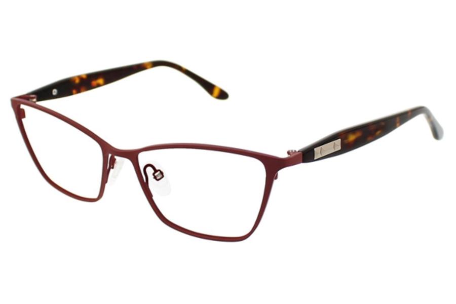 bcbg max azria rosette eyeglasses free shipping