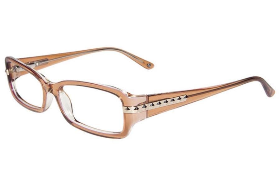 White Bebe Eyeglass Frames : Bebe BB5042 Demure Vixen Eyeglasses FREE Shipping