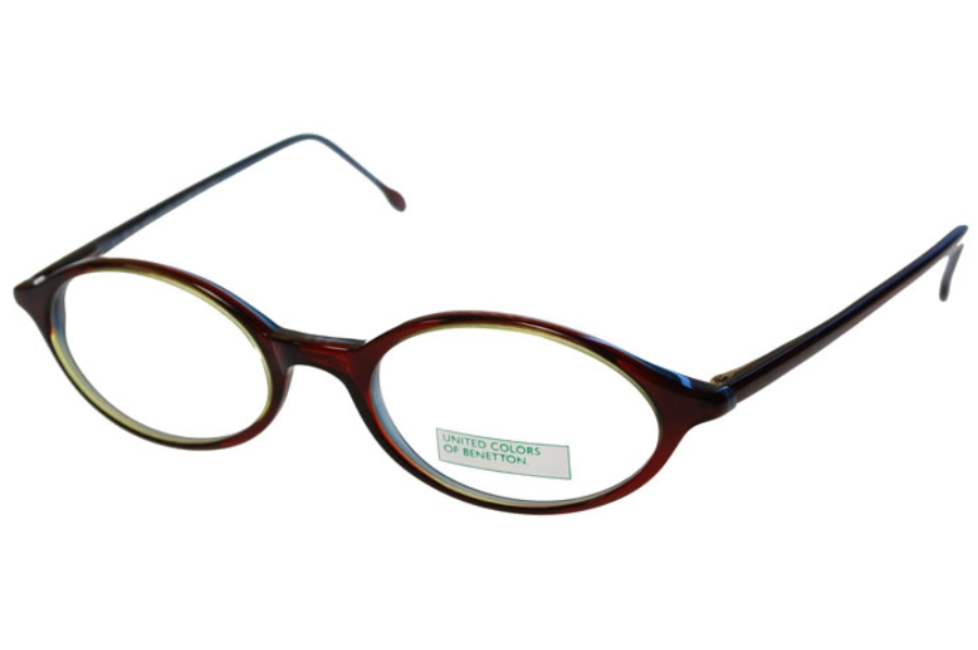 United Colors of Benetton UCB 349 Eyeglasses in United Colors of Benetton UCB 349 Eyeglasses