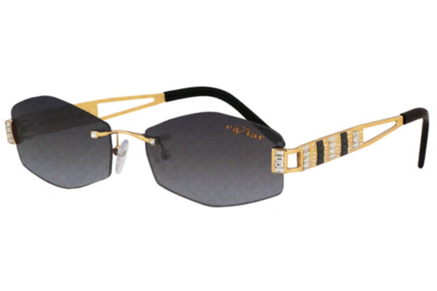 Caviar Caviar 6822 Sunglasses in Caviar Caviar 6822 Sunglasses