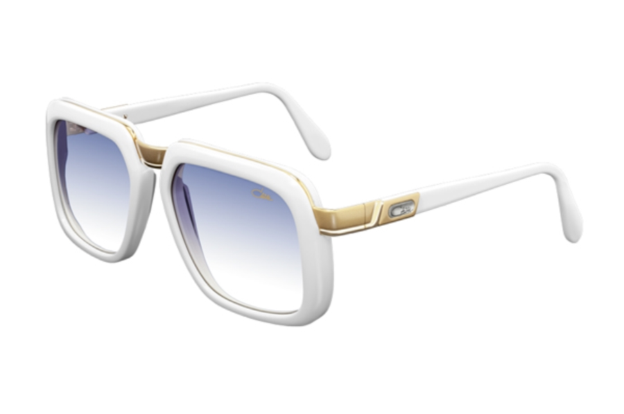 Cazal Legends 616 Sun Sunglasses in 180-3 White