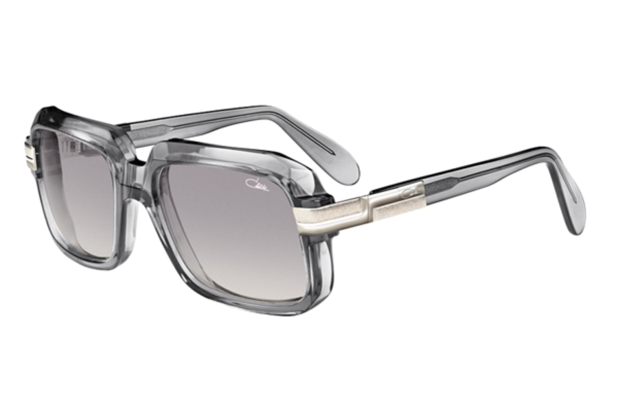 Cazal Legends 607 Sunglasses in 005-3 Grau Sonnenbrille