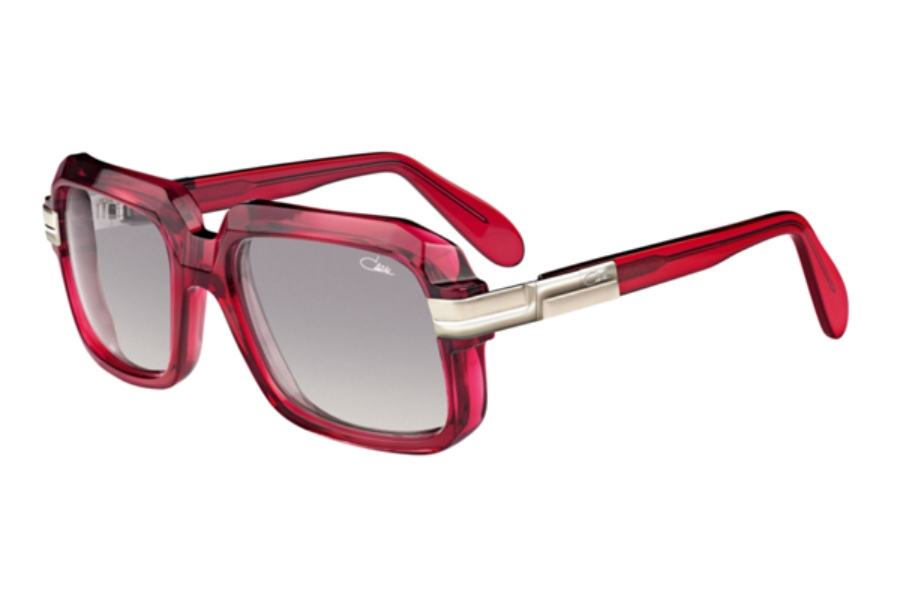 Cazal Legends 607 Sunglasses in 006-3 Red