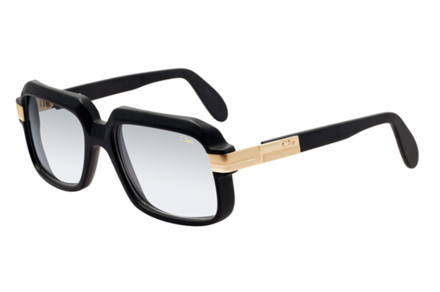 Cazal Legends 607 Sunglasses in 011-3 Black Matte