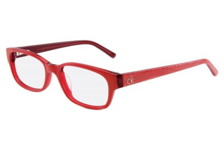 cK Calvin Klein cK5636 Eyeglasses in 170 Red Lava