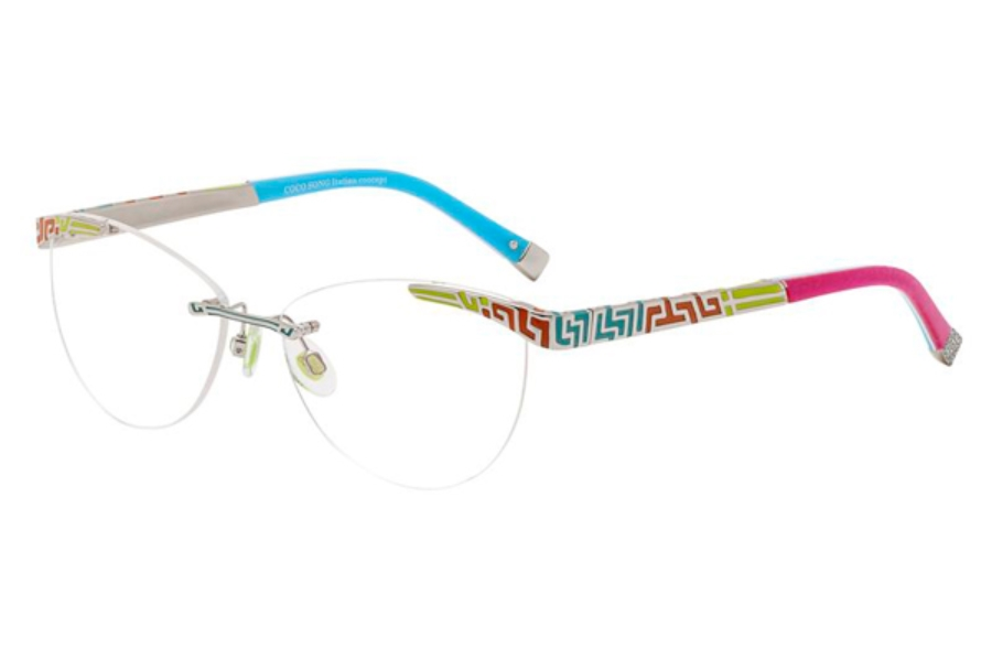 Coco Song Looking Over Eyeglasses Free Shipping