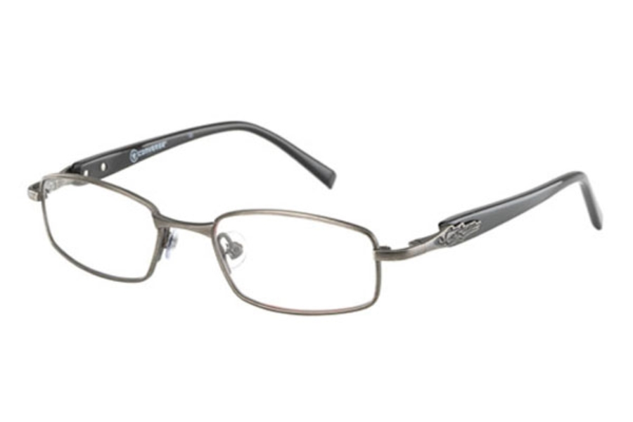Converse Kids Ambush Eyeglasses in Pewter