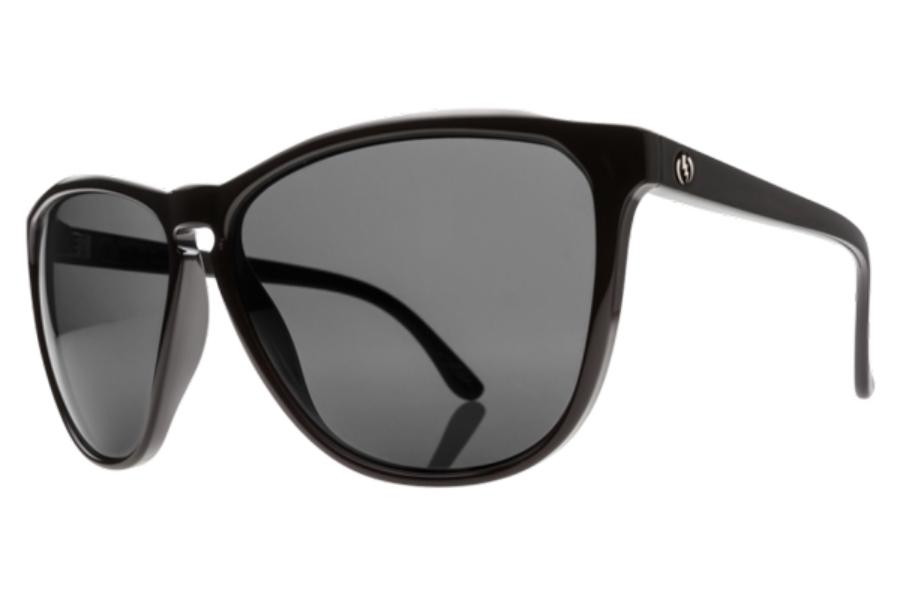 Electric Encelia Womens Sunglasses Gloss Black ' M Grey sy3WZ7X4