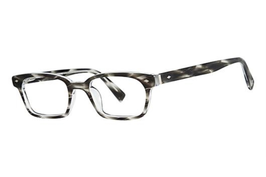 Seraphin by OGI EMERSON Eyeglasses in 8566 - Gray Demi