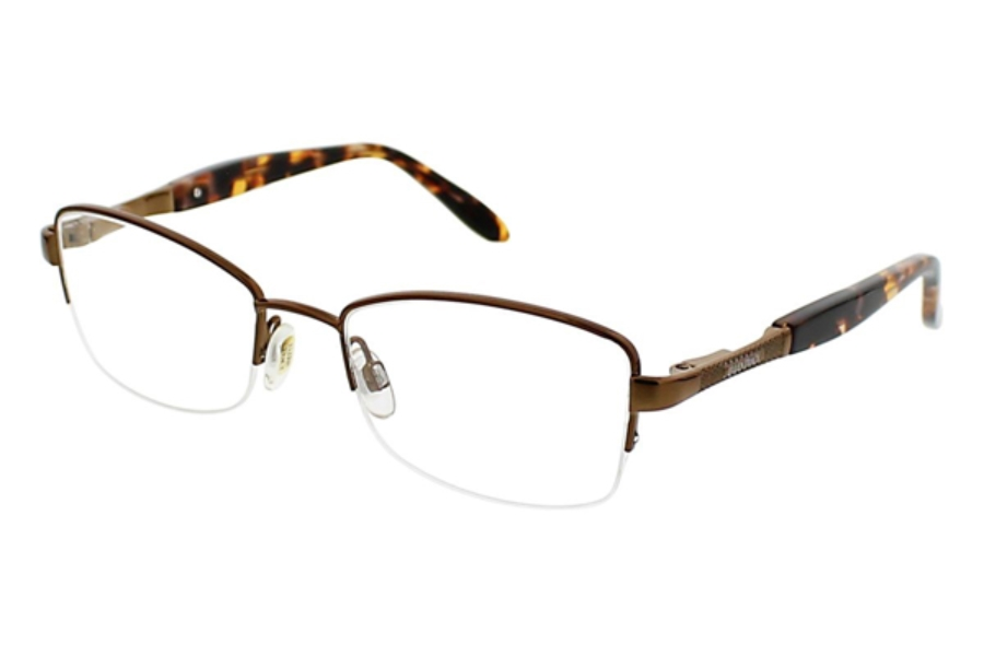 Ellen Tracy Bavaria Eyeglasses FREE Shipping - Go-Optic.com