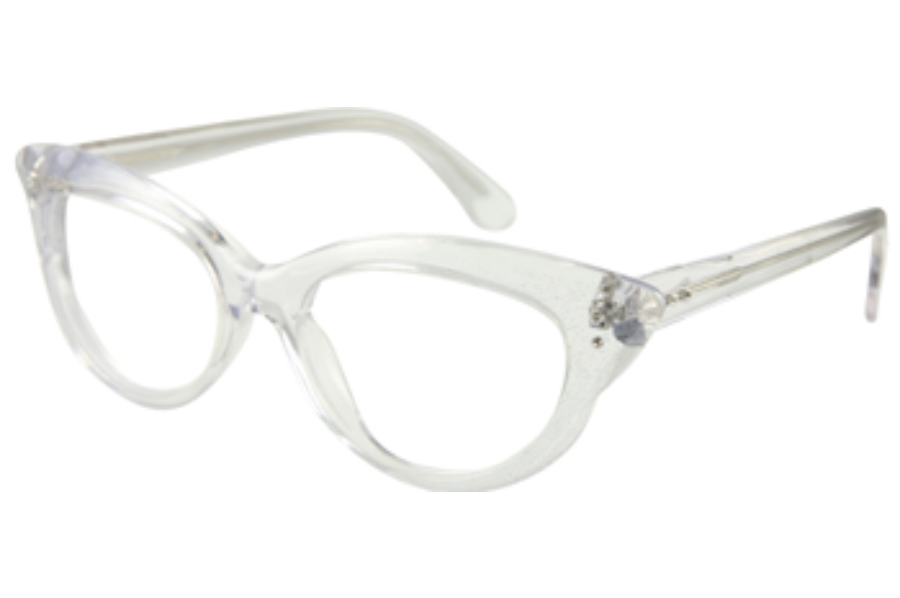 Gant GW MB KAT Eyeglasses in CRY CRYSTAL GLITTER