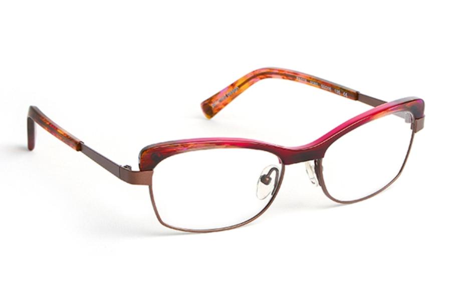 Petite Designer Eyeglass Frames : J.F. Rey Petite PA 016 Eyeglasses FREE Shipping