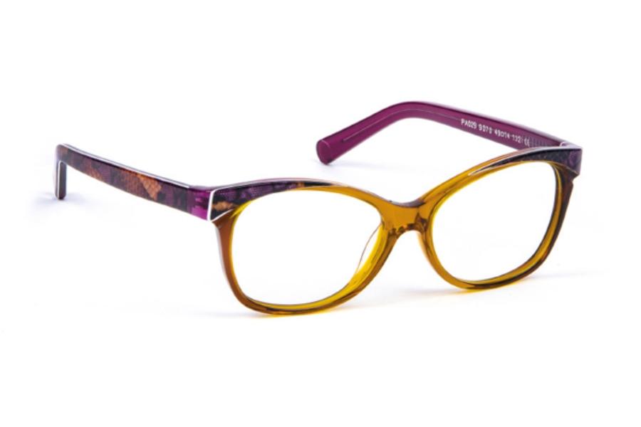 Petite Designer Eyeglass Frames : J.F. Rey Petite PA 029 Eyeglasses FREE Shipping