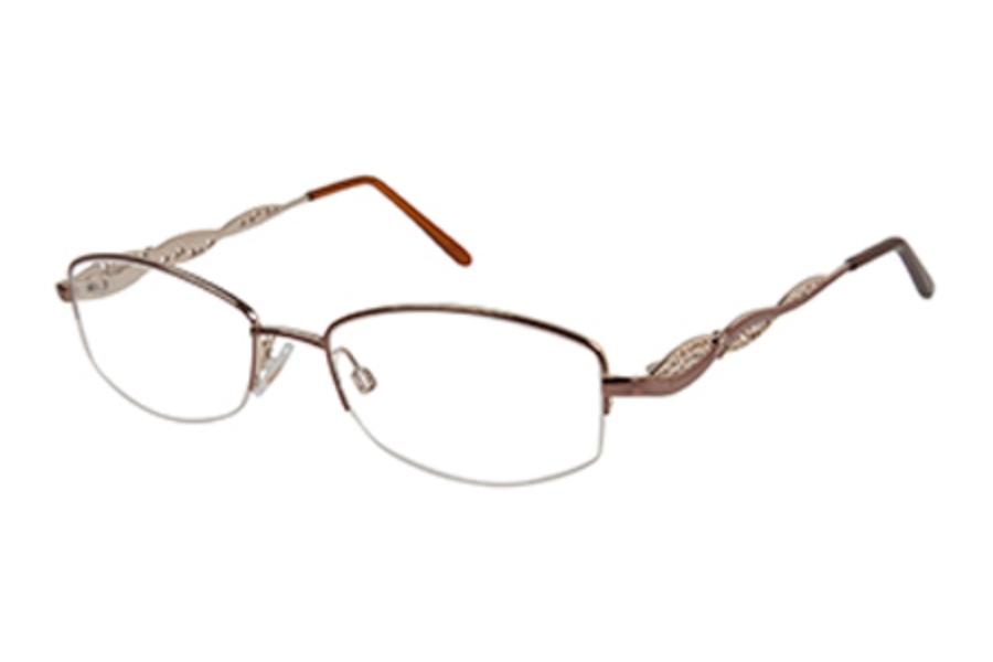 Jessica Mcclintock Eyeglass Frames 049 : Jessica McClintock JMC 049 Eyeglasses FREE Shipping