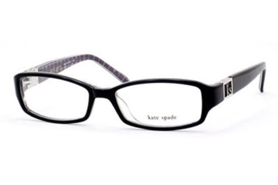 Kate Spade Florence Eyeglasses Frames : Kate Spade FLORENCE Eyeglasses FREE Shipping - Go-Optic ...