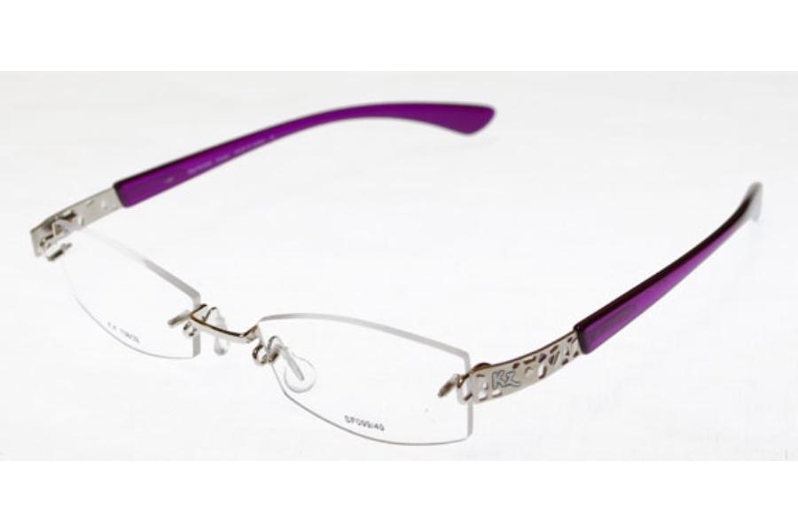 Kawasaki Eyeglass Frames : Kazuo Kawasaki 707 Eyeglasses FREE Shipping - Go-Optic.com