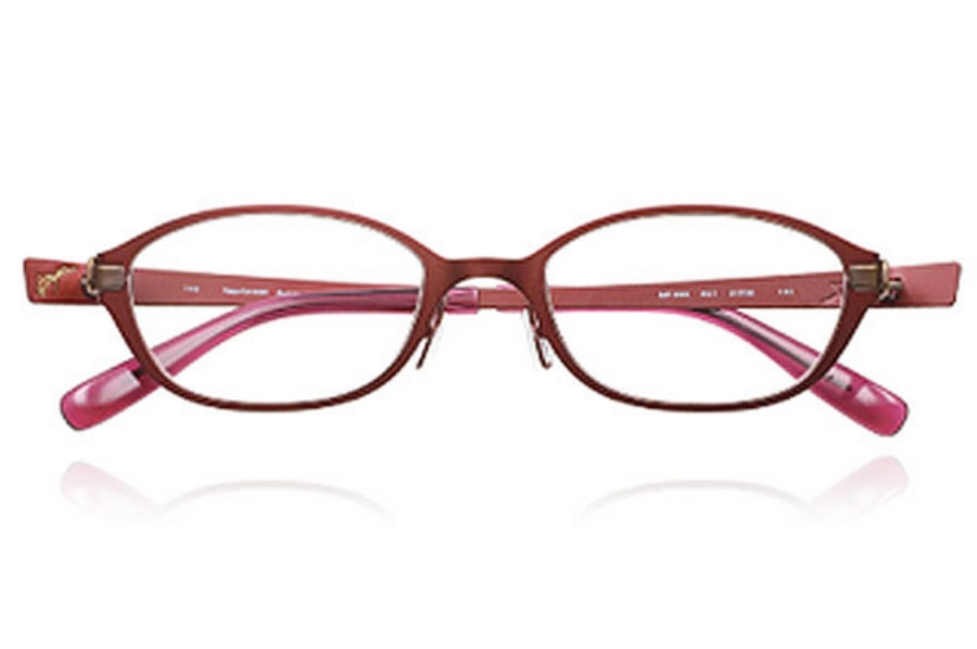 Kawasaki Eyeglass Frames : Kazuo Kawasaki MP 968 Titanium Eyeglasses FREE Shipping