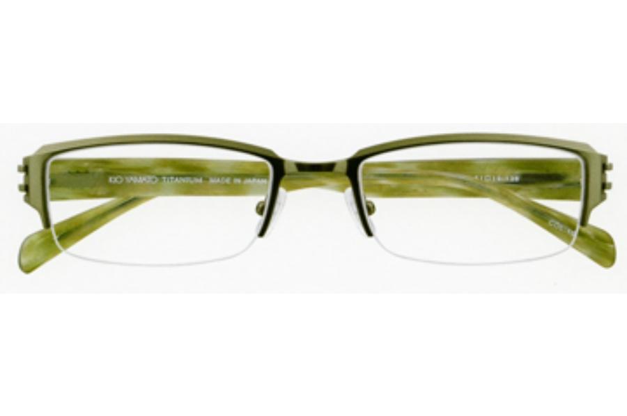 Kio Yamato KT 297 Eyeglasses   FREE Shipping - Go-Optic.com