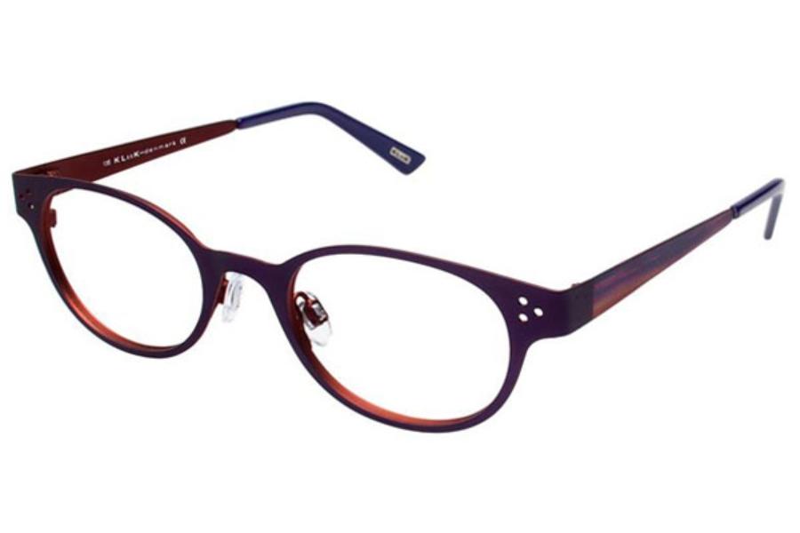 Eyeglass Frames Kliik : Kliik KLiiK 501 Eyeglasses FREE Shipping - Go-Optic.com